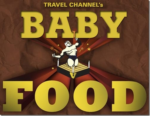 Baby V Food