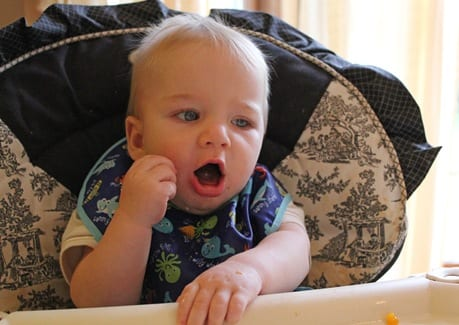 Preservative Baby Food Cause Upset Stomach