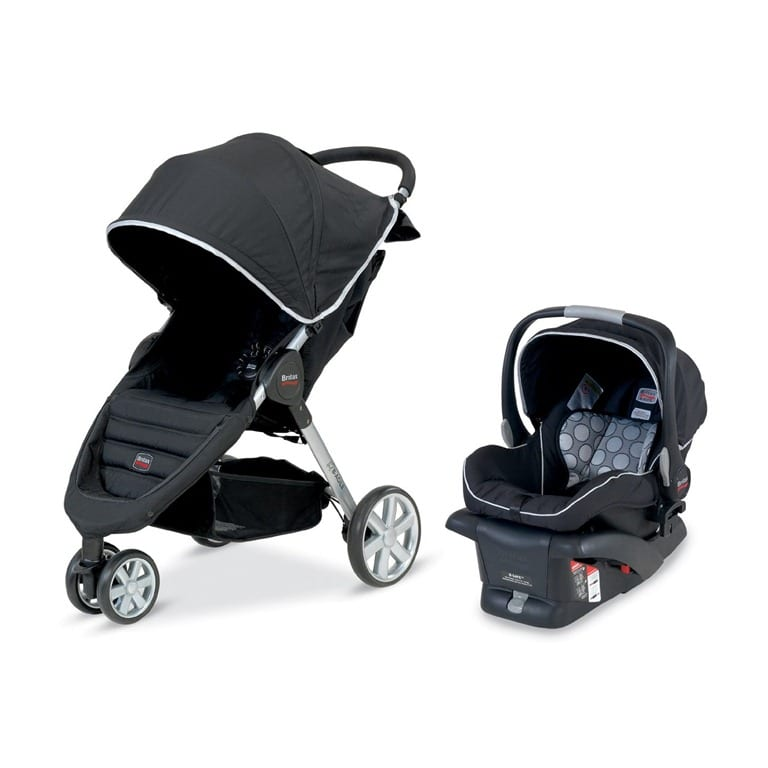 Britax B Agile  Travel System Review
