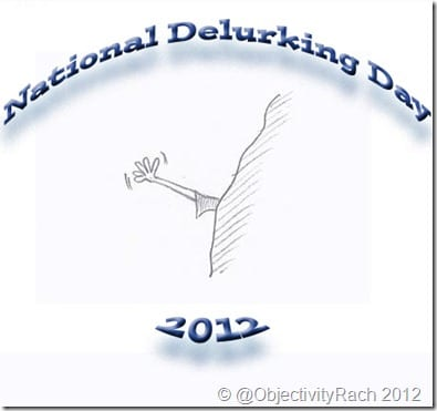National Delurking Day 2012