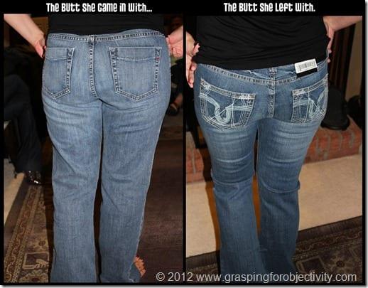 Jeans Comparison LP 2