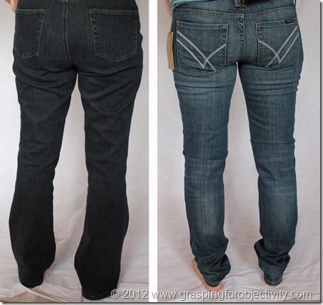 On the Proper Fitting of Jeans. | Grasping for Objectivity