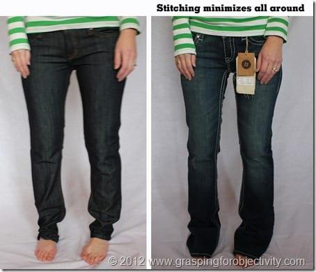 how to make your bum look bigger in leggings