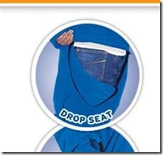 Forever Lazy Drop Seat
