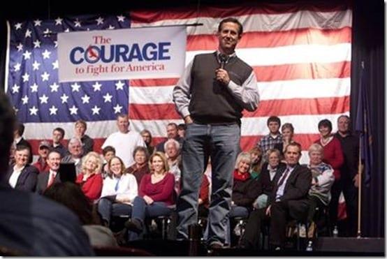 Santorum Jeans