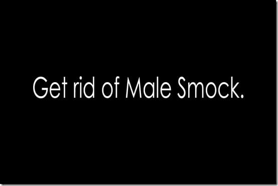 Male Smock
