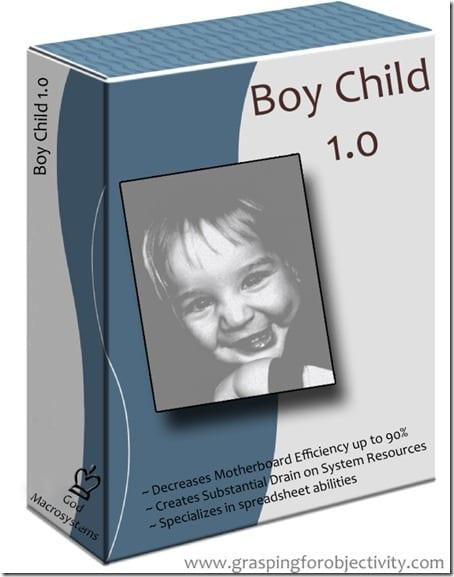 Boy Child 1