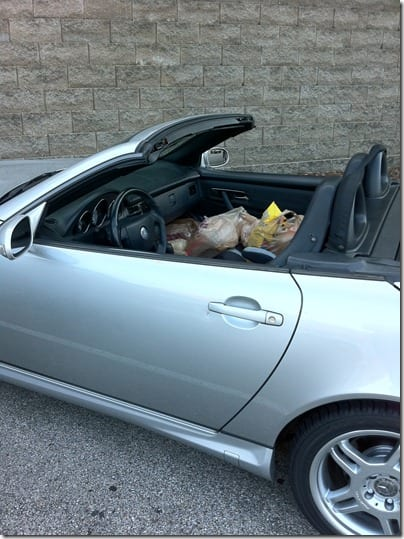 SLK Grocery Shopping