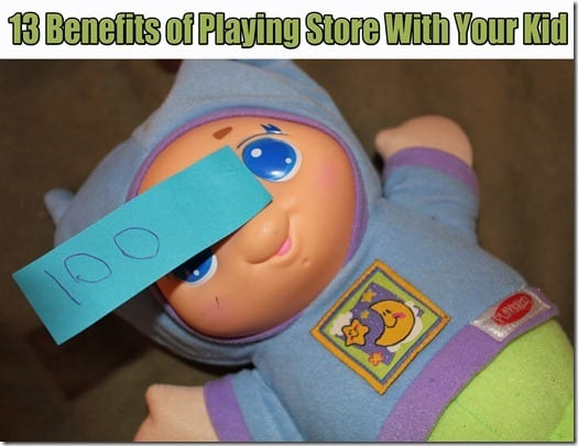 13 Benefits of Playing Store