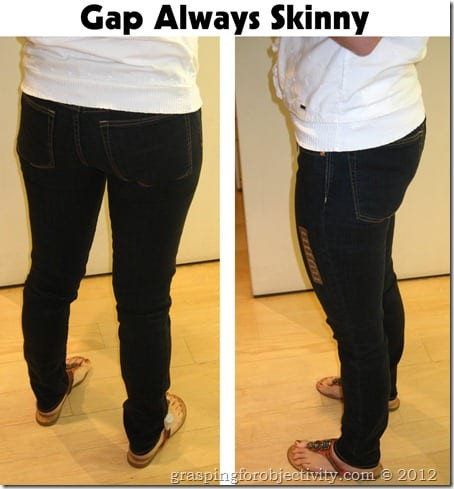 Gap Always Skinny