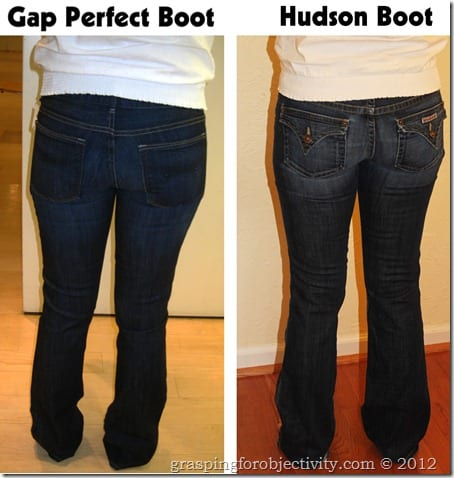 Gap Boot Vs Hudson Boot