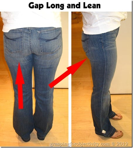 6ea01a87b Gap and Old Navy Make Mom Jeans