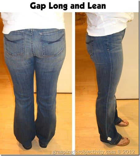 Gap Long and Lean