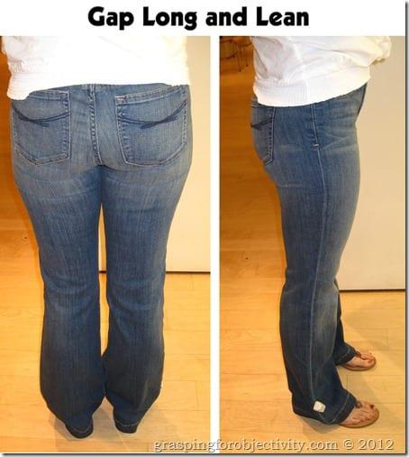 Gap Long and Lean