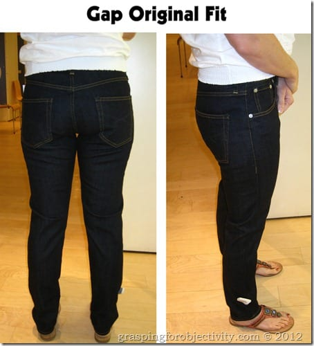 Gap Original Fit