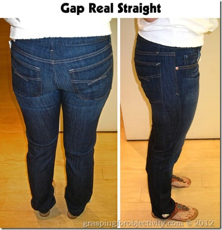 Gap Real Straight