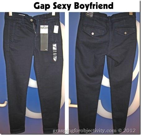 Gap Sexy Boyfriend