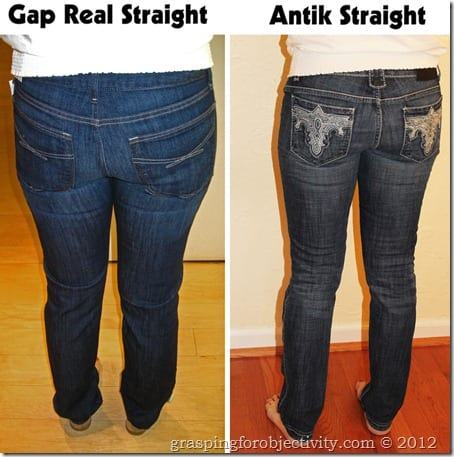 Gap Straight Vs Antik Straight