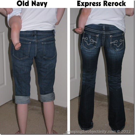Makeover Old Navy to Express