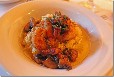 Little Savannah Shrimp and Grits
