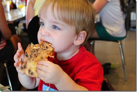 Slice Pizza Likes Babies