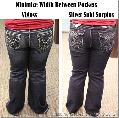 How to Find Great Plus Sized Denim | Grasping for Objectivity