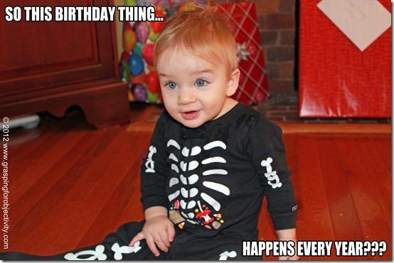 Noah Memes on Birthdays