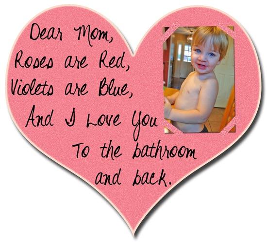 Awkward Valentine Mommy