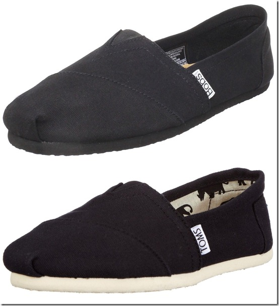 New Toms Shoes