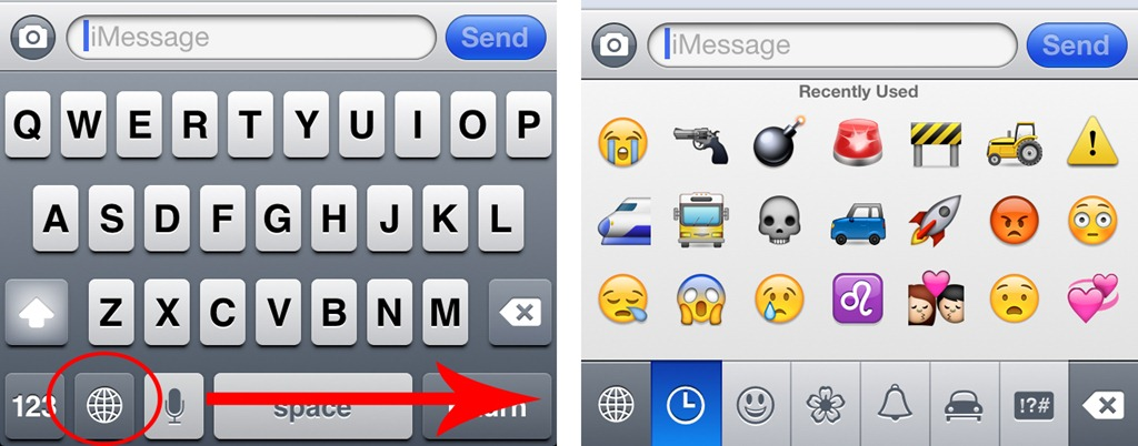 How To Get The True Religion Emoji On Iphone