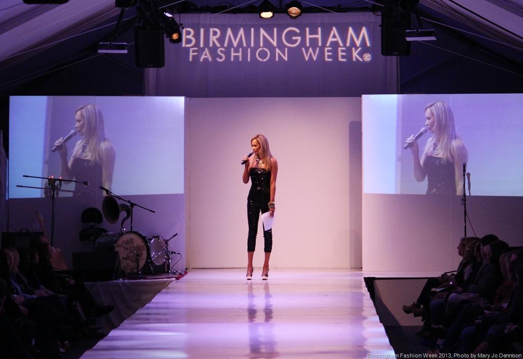 Birmingham Fashion Week  Dates