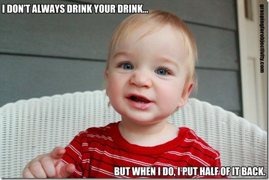 Noah on Drinking