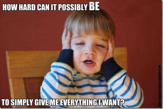 Noah on Hardship