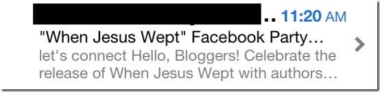 Bad Facebook Party copy