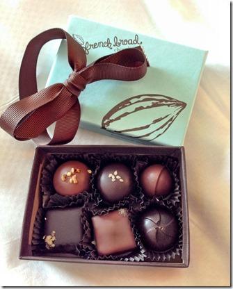 French Broad Chocolate Box