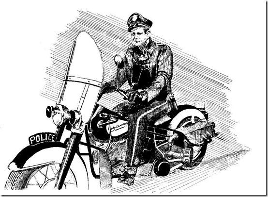 Granddad Policeman