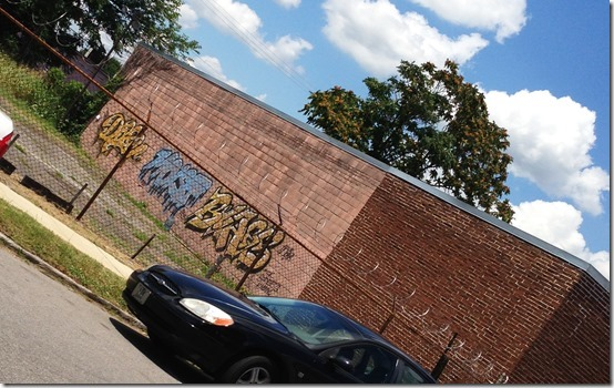 Moist Graffiti