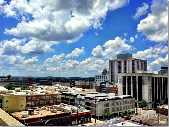 Birmingham Alabama Skyline