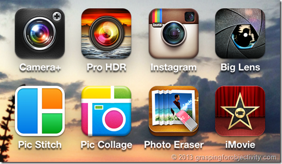 iPhone Photograph Apps