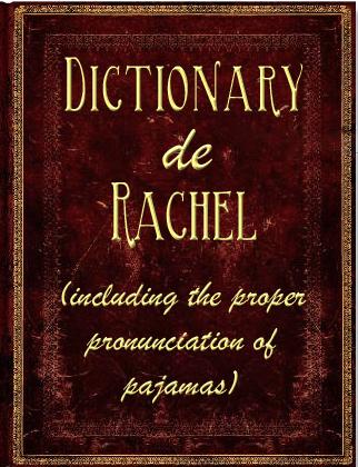 Dictionary de Rachel