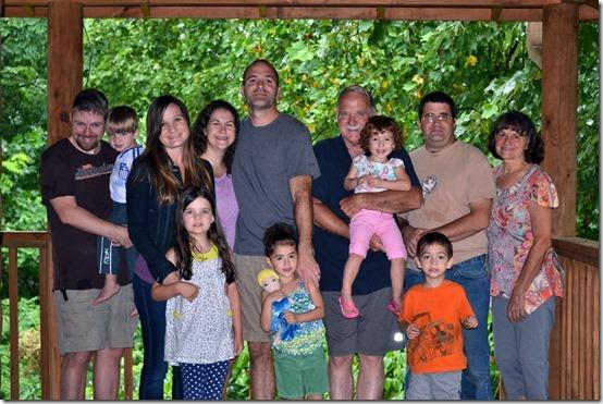 Family Vacation Photo 2013