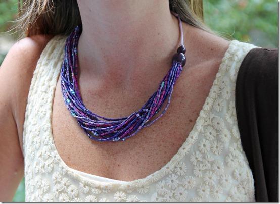 Karama Necklace Close Up