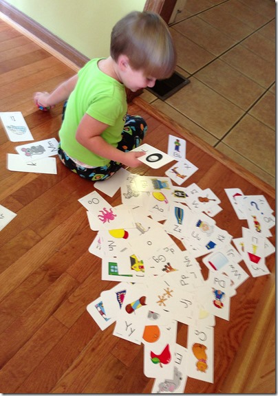 A Day in our Homeschool: First Grade