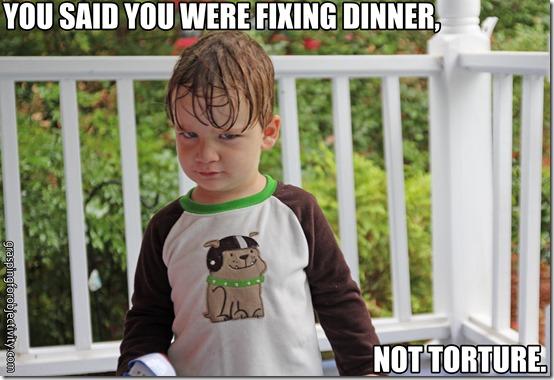Noah Memes Dinner