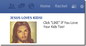 Weird Facebook