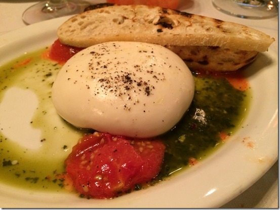The Freshest Mozzerella in Birmingham - at GianMarco's in Homewood.