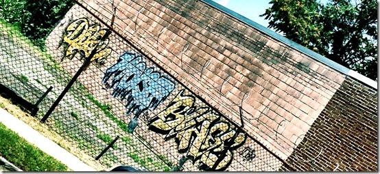 Daze Moist Blaes Birmingham Graffiti