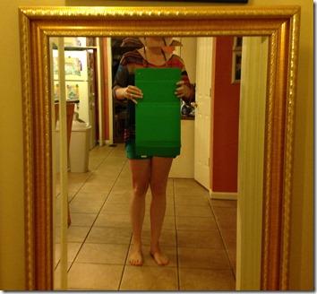 iPad Selfie