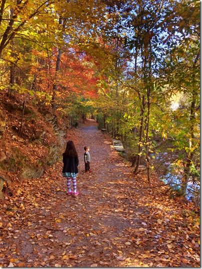 Irondale Furnace Trail in Mountain Brook