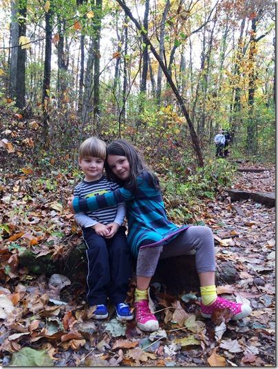 Ruffner Mountain Nature Preserve in Birmingham Alabama